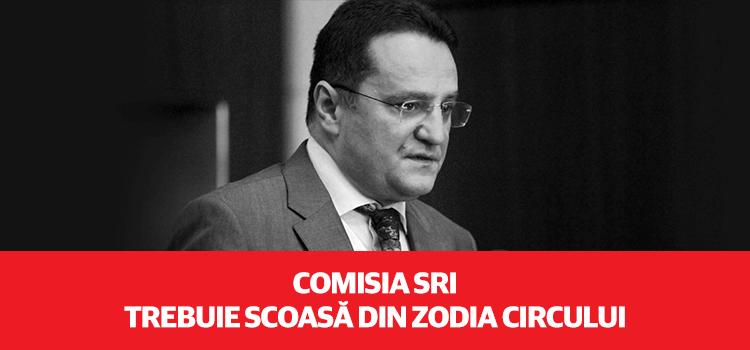 PSD refuză să facă o anchetă reală la SRI – Comisia din Parlament trebuie scoasă din zodia circului