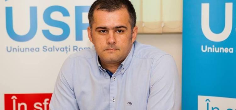 Lucian Stanciu-Viziteu: Voi face plângere împotriva lui Manda la Comisia de de disciplină