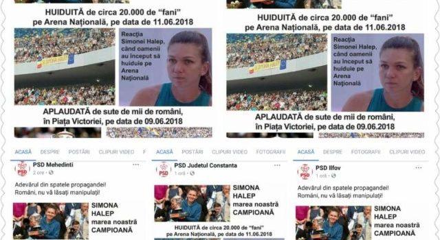 USR condamnă operațiunea de intoxicare a PSD care compromite imaginea unei campioane