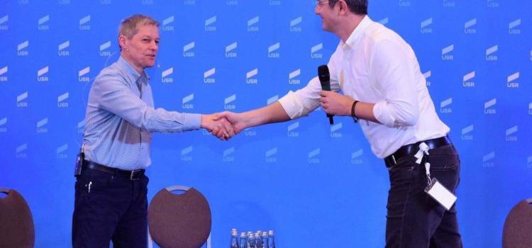 Astăzi s-a format principala forță de opoziție: Alianța 2020 USR PLUS
