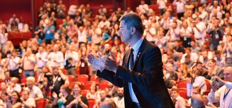Dan Barna a fost ales președintele USR pentru un nou mandat