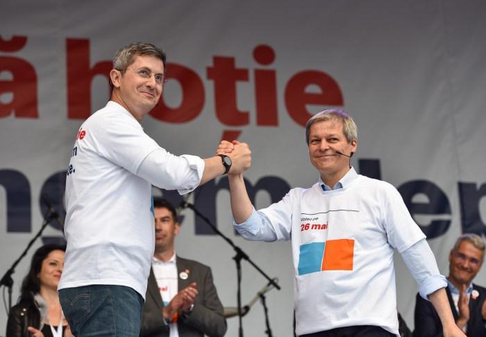 USR și PLUS au votat alianța politică