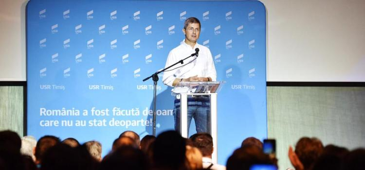Congresul USR a validat noul mandat de Președinte al lui Dan Barna