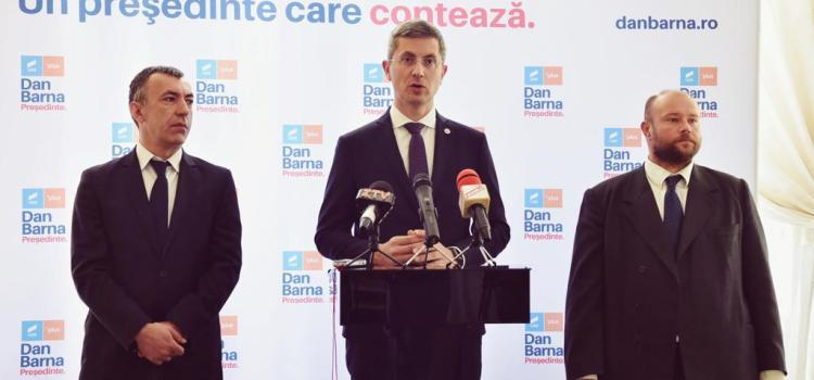 Dan Barna, la Zalău: Îmi exprim considerația față de fiecare soldat al Armatei Române