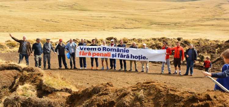 Parlamentarii USR apelează la Justiție pentru salvarea Parcului Natural Bucegi