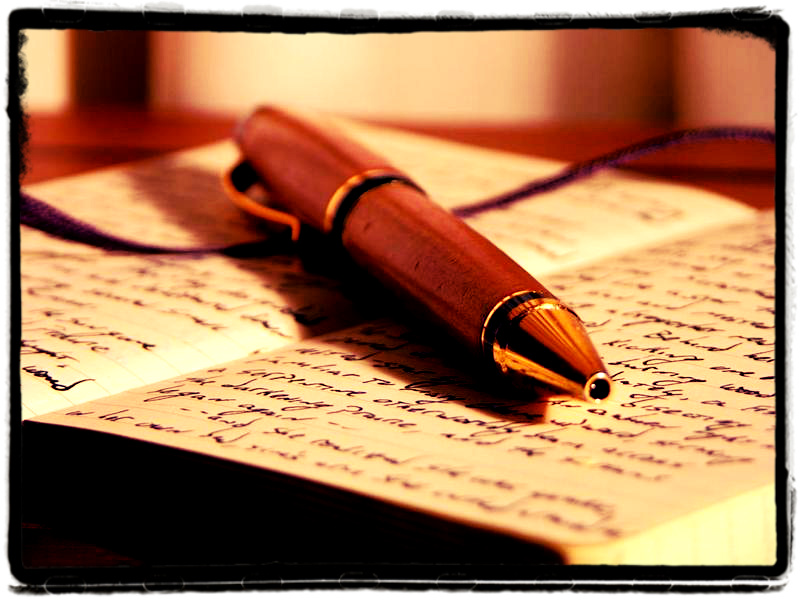 Scholarly-pen
