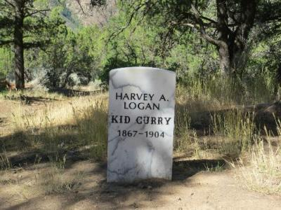 Kid Curry Grave