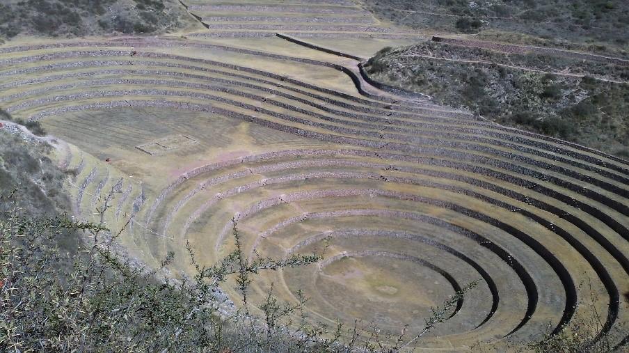 Terraced Rings