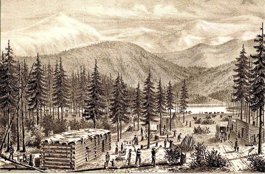 an analysis of the donner party The party consisted of 90 persons the median age was 195 years (range, 1 to 70), 55 (61%) were male, and 72 (80%) were traveling with family members of the 90 persons, 42 (47%) died multivariate regression analysis indicated that age was the most important mortality risk factor.