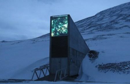 Frozen Hope: The Svalbard Global Seed Vault