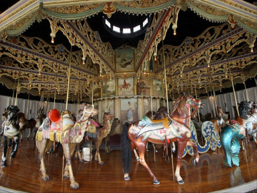 Fun Eastern Colorado Day Trips: The Kit Carson County Carousel - US ...
