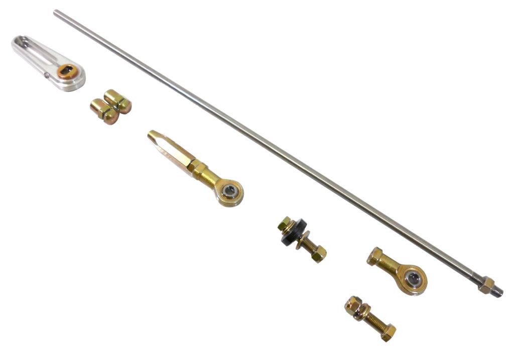 Billet adjustable column arm kit fit gm