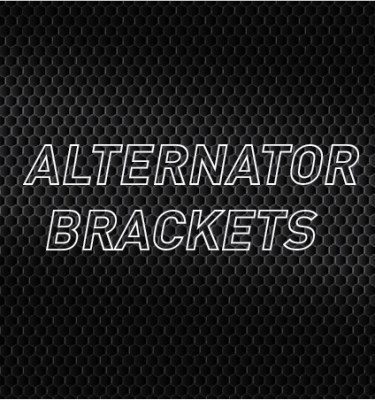 Alternator Brackets