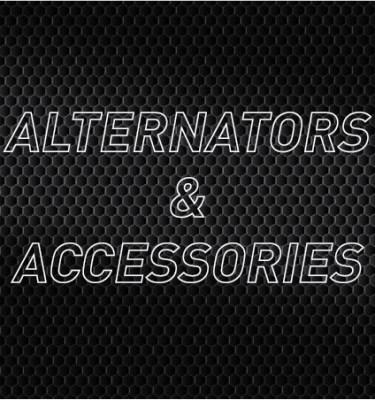 Alternators & Accessories