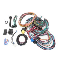universal 14 circuit wire harness kit [ 2918 x 2918 Pixel ]