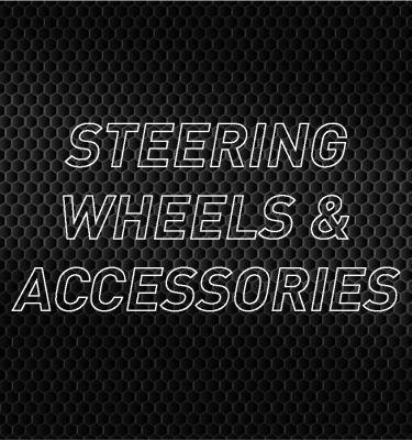 Steering Wheels & Accessories