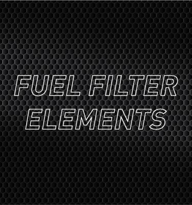 Replacement Fuel Filter Elements