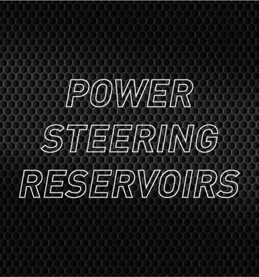 Power Steering Reservoirs