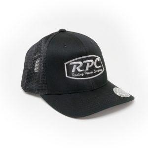 RPC® Black/Grey Logo Hat – Black