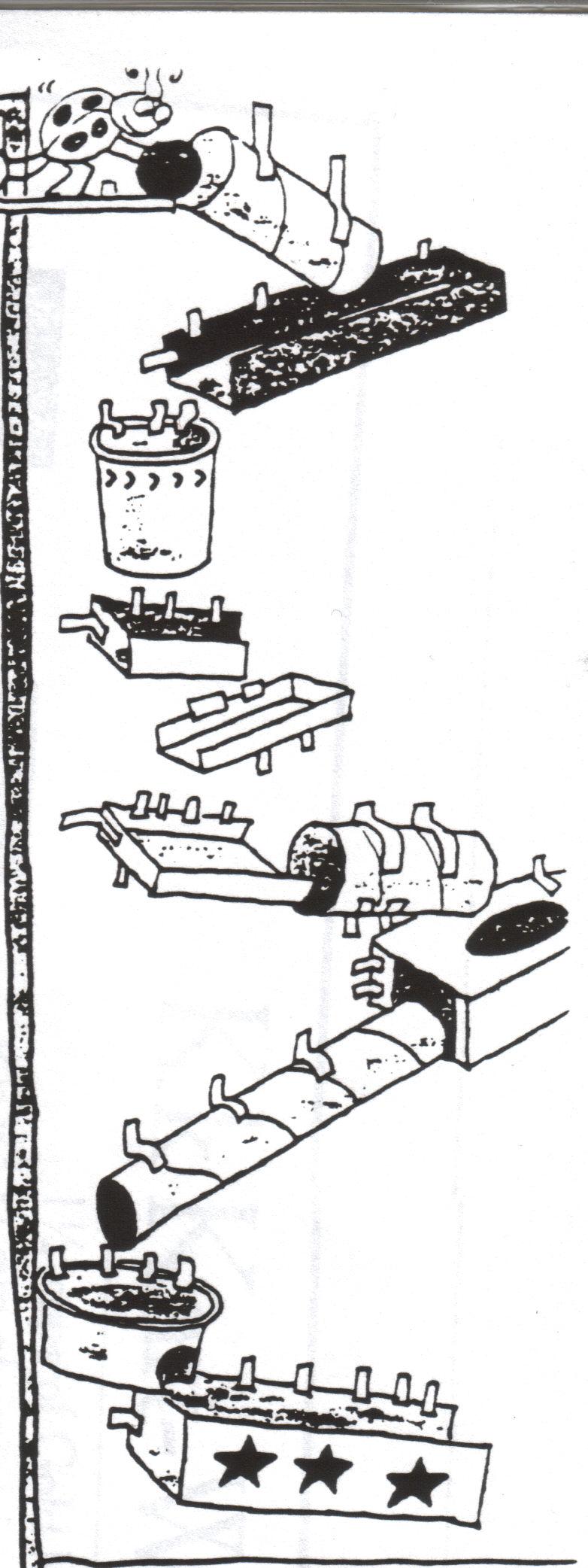 USSSP: Baloo's Bugle