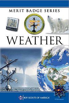 Weather Merit Badge  20072013