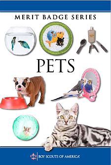 Pets Merit Badge  19952013