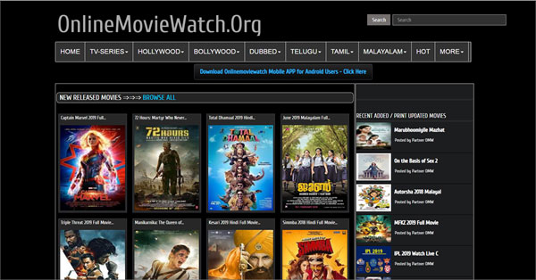 movie 2019 online Onlinemoviewatchs 2019 Download Watch Latest Full HD