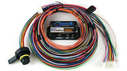 small resolution of quick 6 stand alone transmission controlquick 6 controller with wiring harness
