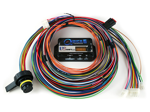 E4od Wiring Harness Swap Quick 6 Stand Alone Transmission Control
