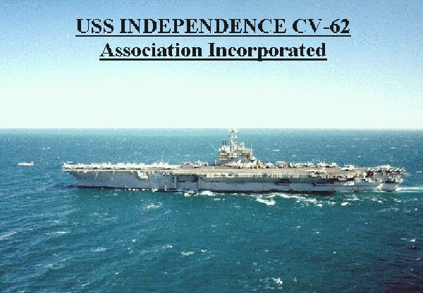 2010 Reunion  CVA  CV62 USS Independence
