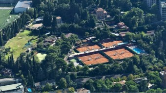 Junior Tennis Club, la casa del torneo