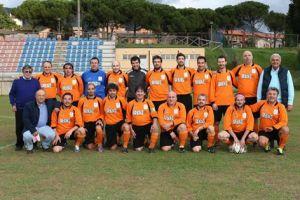 La squadra Ussi Umbria 2013