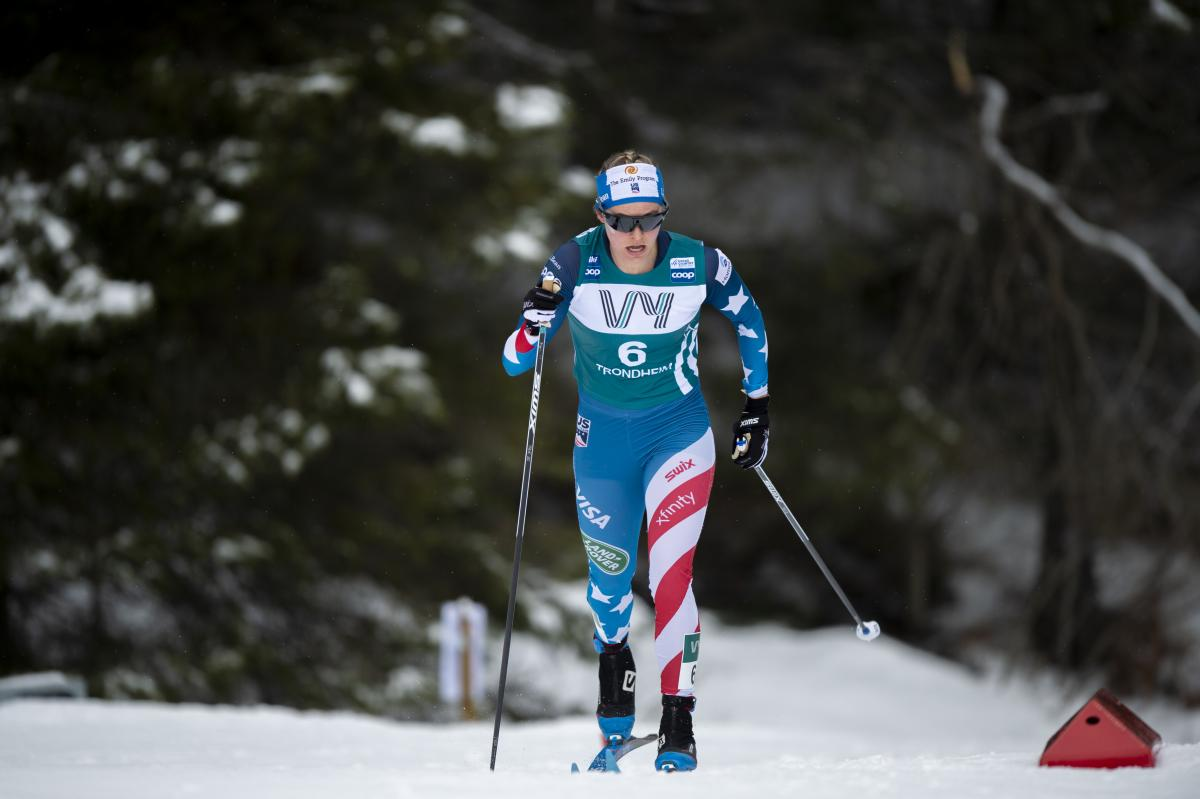 Diggins Sixth In Ski Tour 2020 Three U S Women In Top 15