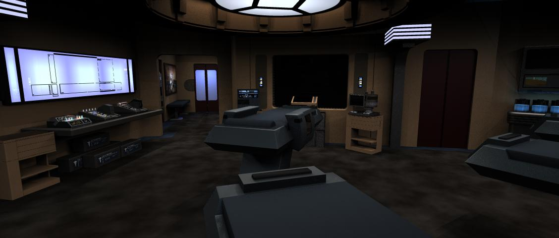 NCC8735 Galaxy Class  Home of the USS Lafitte