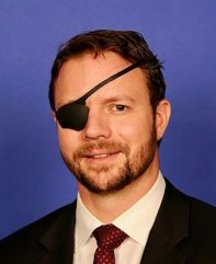 Disgraced Retired Navy SEAL Dan Crenshaw (R-TX2)