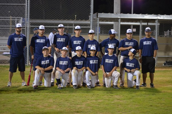 USSSA Baseball Louisiana Teams
