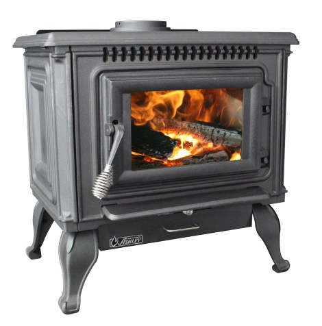 2000 Sq Ft Epa Certified Cast Iron Wood Stove With Blower