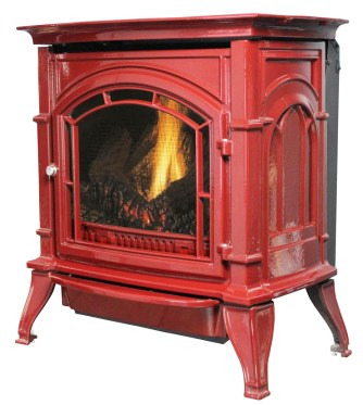 Gas Stoves & Fireplaces