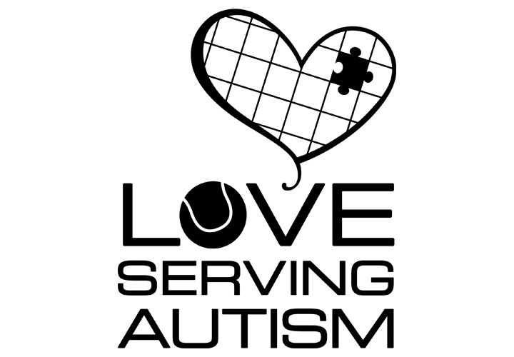 Love Serving Autism At Henry L. McMullen Tennis Complex