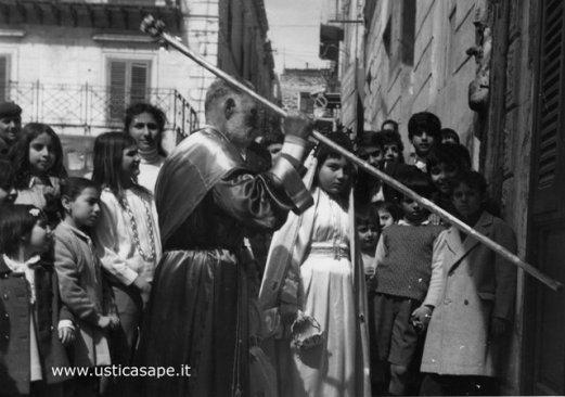 La bussata di San Giuseppe