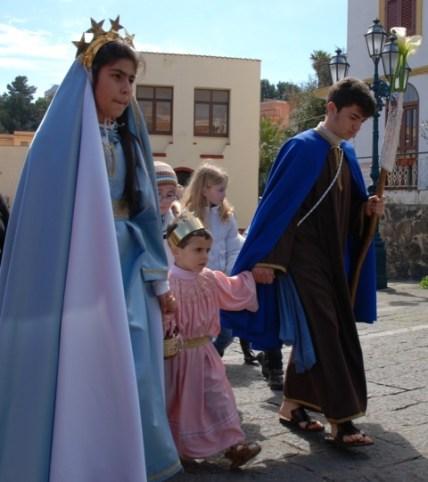 Rappresentazione Sacra Famiglia