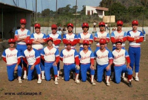 Squadea di Baseball