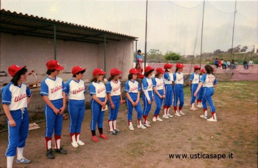 Sqiadra di softball
