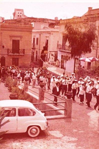 Funerale con banda musicale