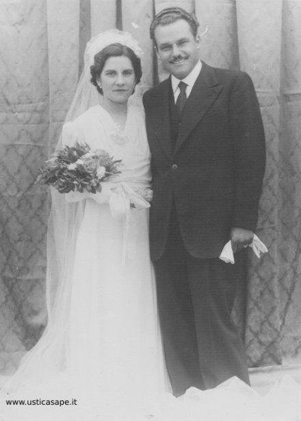 Antonino Nava e Maria Licciardi