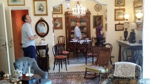 incantevole arredamento casa Giulio Calderaro