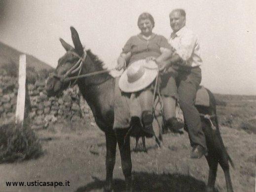 giro in asinello 1957