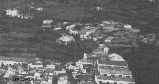 Ustica, zona case vecchie