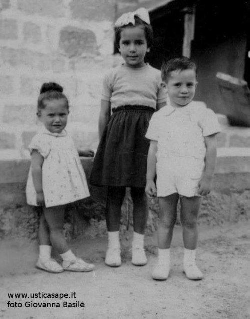 Figli di Irene e Felice Basile