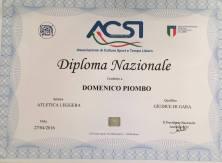diploma nazionale giudice acsi